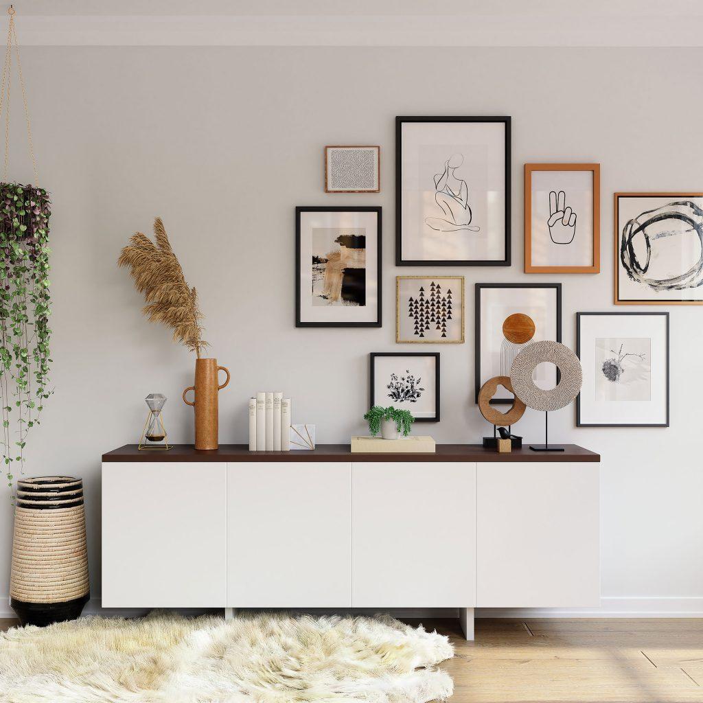 Simple Art Frames
